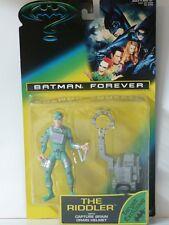 Batman - Forever  (Blister) - The Riddler with Capture Brain-Drain Helmet