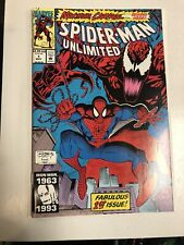 Spiderman Unlimited (1993)# 1 (NM) 1st App Shriek Maximum carnage # 1