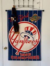 New York Yankees World Series 1996 Champions Banner