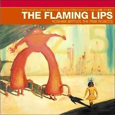 FLAMING LIPS - Yoshimi Battles The Pink Robots (CD 2002) USA Import EXC