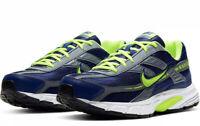 Nike Initiator Men's Shoes Deep Royal Blue Cool Grey 394055-400 New