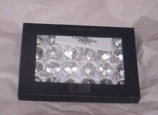 Oleg Cassini Crystal Mini Diamond Clear Elizabeth 105551 Set of 24