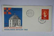 B2 Niederländisch-Antillen 147 FDC