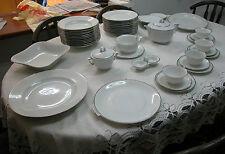 ART DECO ROYAL EPIAG-CZECHOSLOVAKIA-PORCELAIN PART OF DINNER & COFFEE OR TEA SET