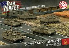 Team Yankee - Soviet: T-62M Tank Company TSBX19