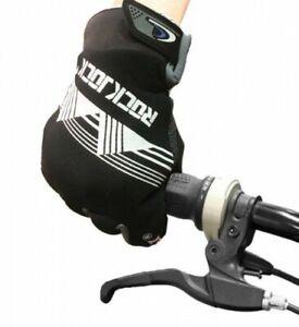 ROCKJOCK Outdoor Cycling Sport Touchscreen Thermal Fleece Lined Winter Gloves
