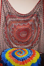 Indian Star Mandala Wall Hanging Queen Tapestry Bedspread Hippie Bohemian Throw