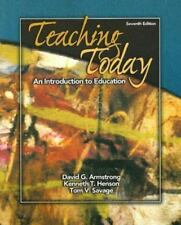 Teaching Today: An Introduction to Education 7th Edition