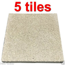 Coral Frag Tile XL 3 Inch Square 5 Tiles FAST FREE USA SHIPPING