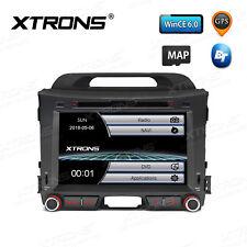 "2 DIN 8"" Bildschirm Autoradio DVD Navi GPS Bluetooth für KIA Sportage Serie"
