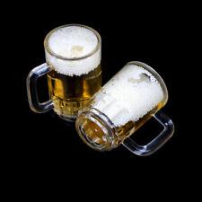 1:6 Dollhouse Miniature Drink of Beer Model Pretend Play Liquid Toy 、Pop