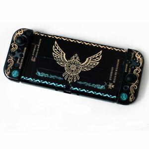 Monster Hunter Stories 2 Protective Shell Case Nintendo Switch OLED Model