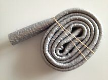 "INSULATION 5/8"" X 50""-HOSE-WIRING-NASCAR-DRAG-RAT ROD-MUD-DIRT-TRUCKS-RACING-NEW"