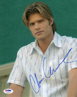 CHRIS CARMACK SIGNED AUTOGRAPHED 8x10 PHOTO WILL NASHVILLE PSA/DNA