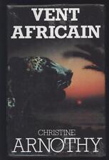 █ ARNOTHY Christine VENT AFRICAIN Livre NEUF sous blister █