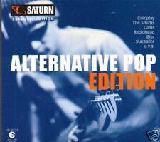 2 cd set ALTERNATIVE POP EDITION SMITH BLUR COLDPLAY