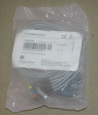 GE Medical E9003GB 5-wire ECG/EKG Multi-link Lead cable set 417483-201 Marquette