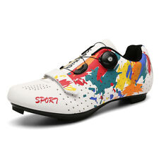 Professional Athletic Road Cycling Shoes Mtb Self-locking Bicycle Bike Sneakers
