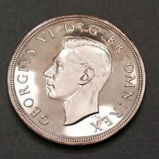 - 1937 Great Britain One Crown Cameo Proof George VI - Sale Priced