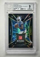 2016 Select Sparks Materials Prizm Black Laundry Tag Cardale Jones 1/1 BGS 9