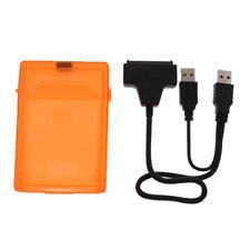 Adattatore da USB3.0 a SATA I e II per 2.5 HDD SSD Converter 22 (7 + 15) P