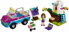 Lego 41116 Friends: Olivia's Exploration Car 1 Minifigure Complete