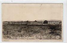 VIEW OF NEW BARRACKS, FORT RILEY: Kansas USA postcard (C11926)