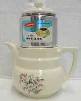 ENTERPRISE 6 CUP DRIP - O - LATER WITH ORIGINAL LABEL
