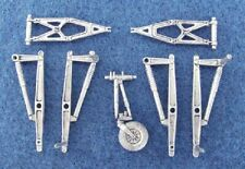Focke Wulf FW 189 Landing Gear For 1/48th Scale Great Wall Model  SAC 48124