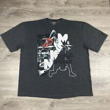 Men's 3Xl Miskeen Originals 2500 Young Hustler Basketball Graphic Tee Shirt