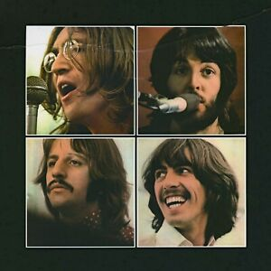 The Beatles: Let it be, Box PXS 1