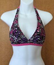 New Look, 10 Bikini .Floral, Purple. Butterflies.