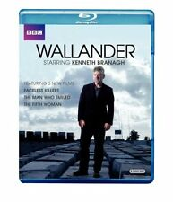 Wallander (Faceless Killers / The Man Who Smiled / The Fifth Woman) [Blu-ray]