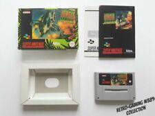 Jeux vidéo pour Simulation et Nintendo SNES