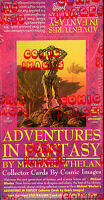 Factory Case-Michael Whelan Series 1-Adventure In Fantasy Trading Card Case (12)