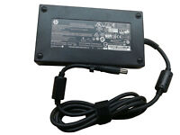 Original 19.5V 10.3A 200W Slim AC Adapter Charger For HP ELITEBOOK 8560W 8730W
