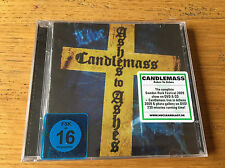 CANDLEMASS Ashes to Ashes  - CD + DVD