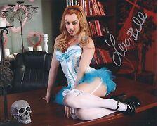 Lexi Belle Adult Film Star Signed Photo 299 Multi AVN Award Winner Penthouse Pet