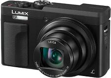 Panasonic Lumix DC-TZ90 Black 30X Leica 4K Camara digital Nueva A estrenar
