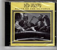 (HK294) Red Norvo, Dance Of The Octopus - 1995 Sealed CD