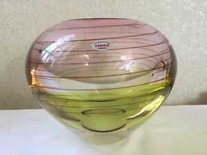 Sabina Handmade Vase By Rymanow (ref P571)