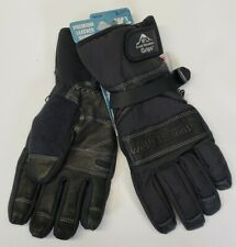Wells Lamont Cold Weather Black Winter Gloves 3M Insulated Waterproof Large