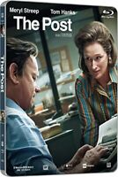 The Post (Steelbook) - BluRay O_B005025