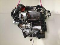 Det Deta Motor Moteur Engine Audi A4 Avant (8W,B9) 2.0 Tdi 140 Kw