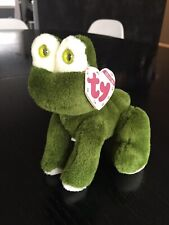 faf5c5fc257 Vintage TY Collectible Posable Prince the Frog 1993 with Tags EXCELLENT