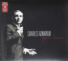 [NEW] 2CD: CHARLES AZNAVOUR: APRES L'AMOUR