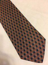 VALENTINO VZONE cravatta tie original 100% seta silk made in Italy new nuova