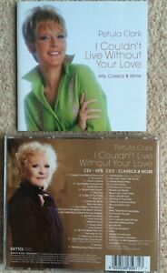 PETULA CLARK 2CD set HITS, CLASSICS & MORE. 49 tracks. BMG 2017. Near mint.