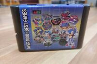 Ever Drive MD  Game Cartridge Fit with 8GB SD CARD  For Sega Genesis Console