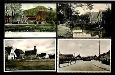 NEDERLAND 1906/1948 = NOORD HOLLAND= 4 x AK = FRAAI/PRACHT w.o. STOMPETOREN